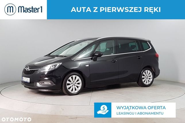 Opel Zafira WD1526J # Salon Polska # Faktura VAT 23% #