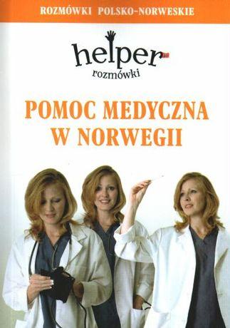 Helper. Pomoc medyczna w Norwegii