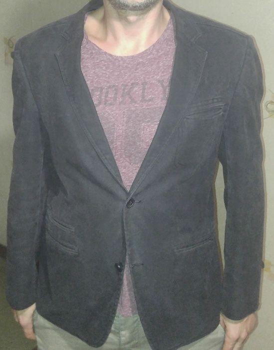Пиджак осенний Cedarwood M размер 48-50размер casual теплый