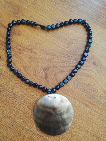 Naszyjnik stare perły