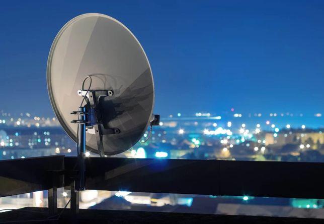 Настройка и ремонт спутникового телевидения тв, Viasat