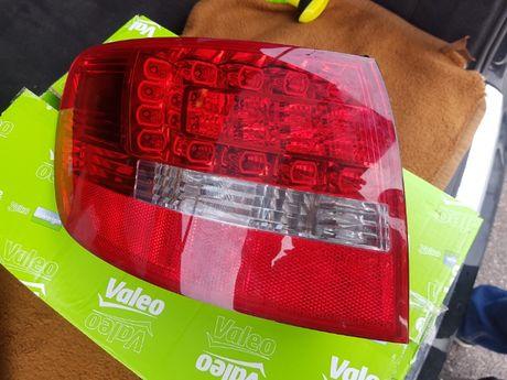 Lampa Audi A6 C6 polift lewa tył