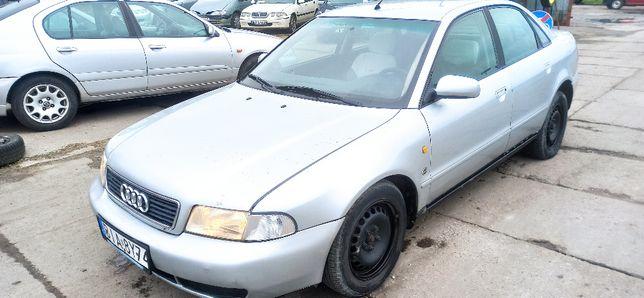 AUDI A4 B5 1.9 Di, Diesel, sedan, faktura - bez podatku PCC