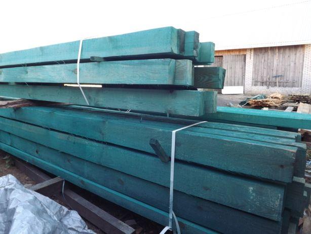 więźba dachowa łaty Kondraty deski