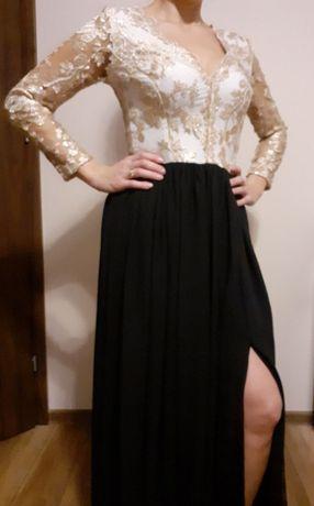 Sukienka maxi nowa