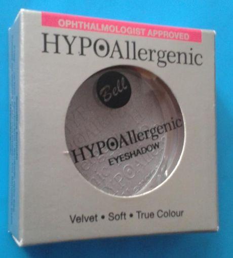Cienie do oczu Bell Hypolaergenic