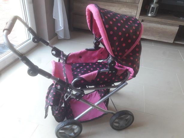 Wózek dziecięcy spacerówka 3w1 Polecam