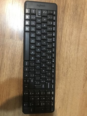 Klawiatura bezprzewodowa do komputera firmy lenovo