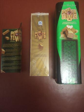 Настольная игра Дженга Башня Power Tower PT-01 56 брусков