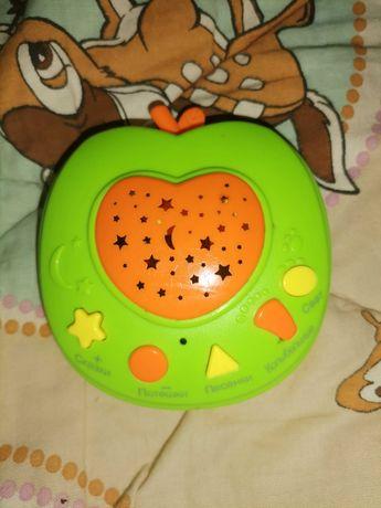 Детские игрушки. Погремушки и мягкие