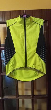 Colete reflector BTWIN para ciclismo/caminhada/corrida