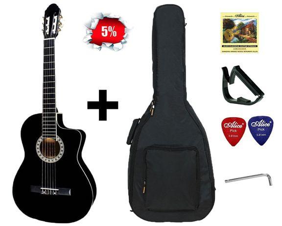 Гитара классическая ALMIRA CG-1702 (Чехол+Капа+Медиатор+Ключ). -16%