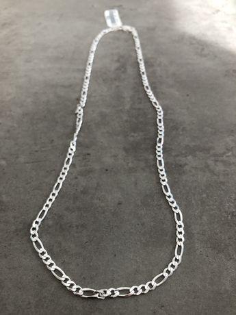 Srebrny lancuszek naszyjnik srebro 925 szybka wysylka
