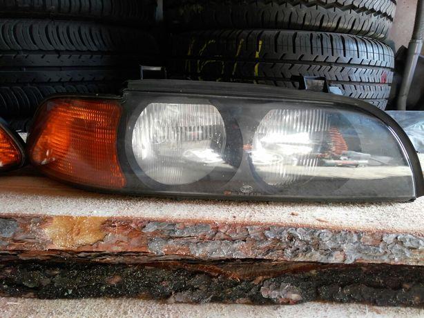 """Фари для BMW E39 Диски Шини """"Шиномонтаж"""""""