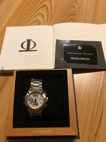 Часы наручные Baume&Mercier Riviera (оригинал) Щвейцария