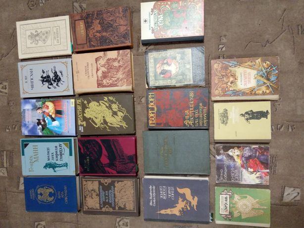 Книги исторические,библейские,брошуры