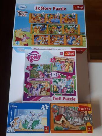 Puzzle Trefl Disney