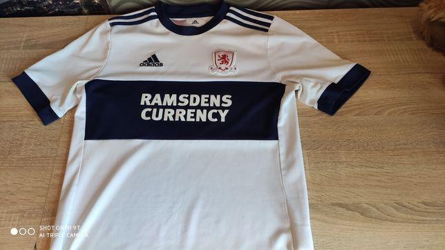 Продам клубную футболку adidas Ramadens Currency Climacool