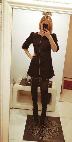 Пальто в стиле Chanel или Zara