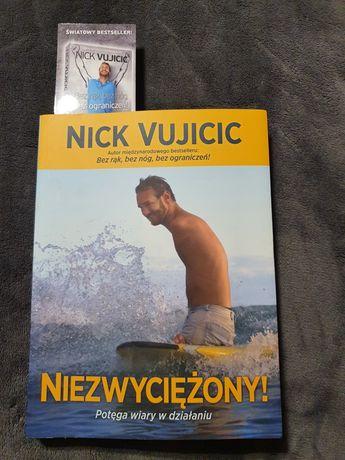 Nick Vujicic, Niezwyciężony-Potęga wiary w działaniu