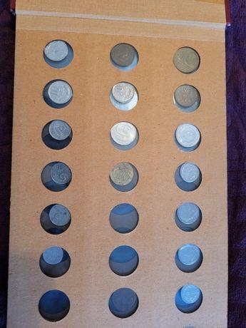 Kolekcja monet Polskich i nie tylko