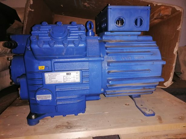 Bock compressor gea mk-hgx4 /555-4 s.