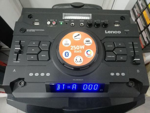 Przenośny głośnik Lenco PMX-300 bluetooth