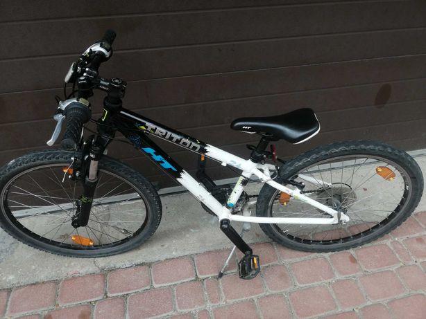 Rower dla juniora niemieckiej firmy HT 24 ALU !