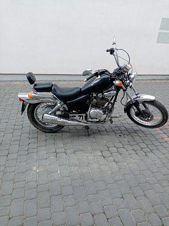Rex 125 chopper kat B