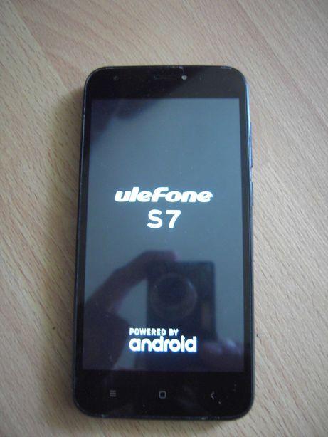 Cмартфон Ulefone S7