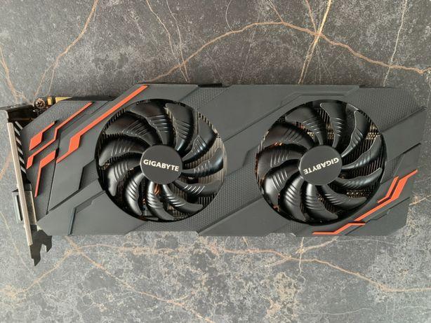 Geforce gigabyte windforce GTX 1070 8gb prywatne