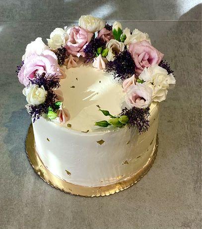 Ciasta, ciasteczka, torty i inne wypieki domowe
