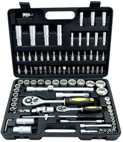 Zestaw kluczy nasadowych klucze nasadowe torx 94 EL (KLU19)