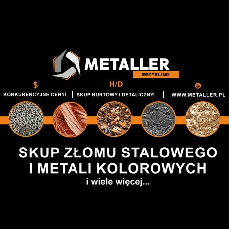 SKUP ZŁOMU Stalowego i metali kolorowych. Hurt/Detal Częstochowa.