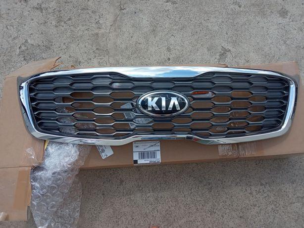 Решетка радиатора гриль Kia Sorento 2019