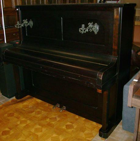 zabytkowe pianino CRASSELT&RAHSE antyk meble z Niemiec/Holandii