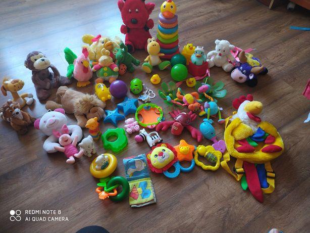 Пакет игрушек для малыша