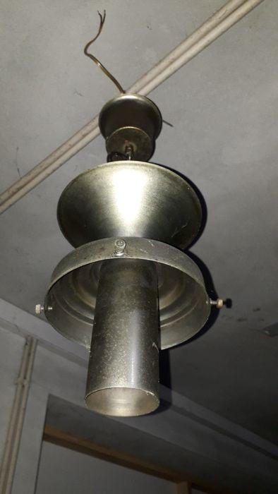 Candeeiro Estilo Industrial Pombal - imagem 1