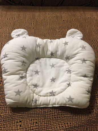 Ортопедическая подушка для младенца