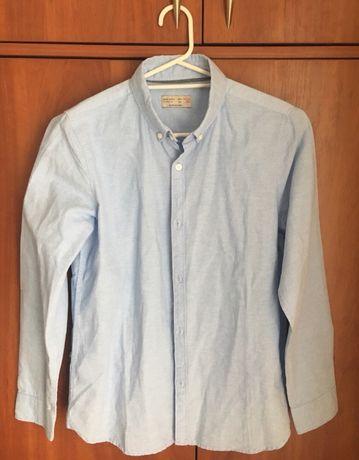 Продам новую рубашку Zara для мальчика, 152 см