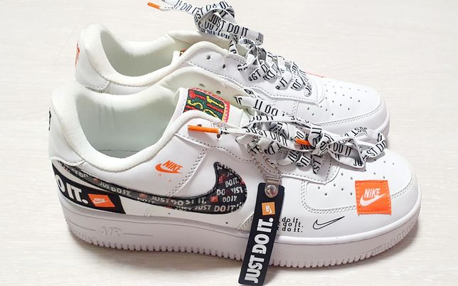 Kеды Nike Air Force 1 Low Just Doit