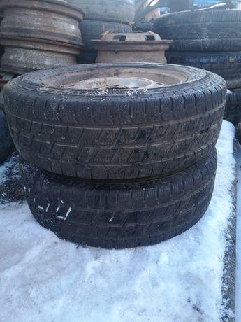 Диски колёса газ соболь уаз волга r16 ступицы резина покрышки
