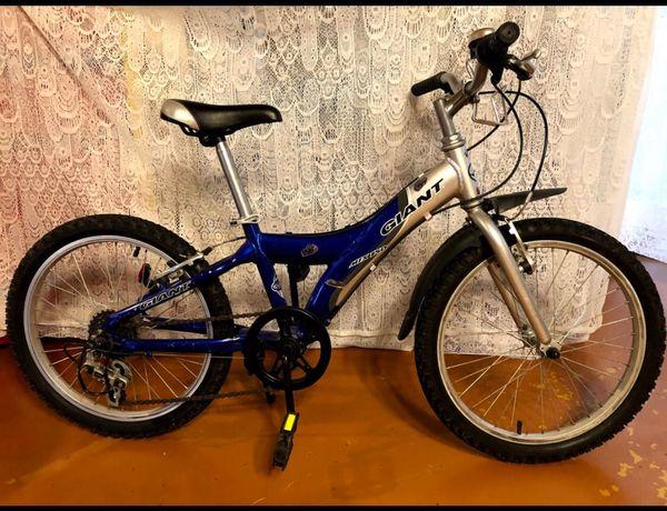 Детский велосипед Giant 20