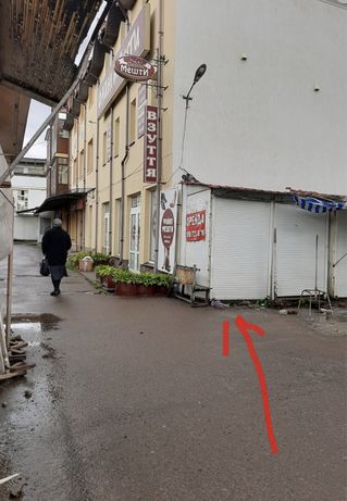 Оренда або продажа торгового місця будки Краківський ринок центр
