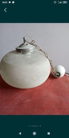 Ретро лампа, ретро светильник, советский светильник, светильник СССР