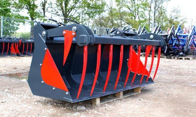 PROMOCJA Łyżko-krokodyl na ciągnik rolniczy traktor ładowacz czołowy