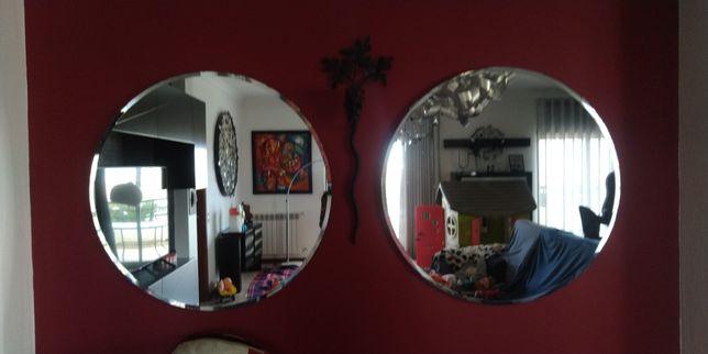 espelho redondo 75cm diâmetro