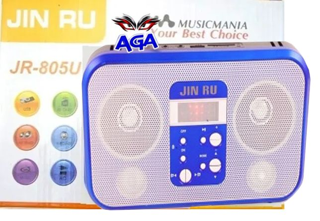 Radio Odtwarzacz FM, SD,USB , MP3 Akumulator