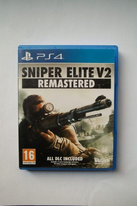 Ps 4 Sniper Elite V 2 Centrum Gier Grodzka 4 Lubin - image 1