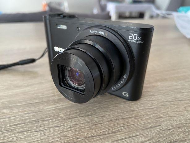 Aparat fotograficzny Sony DSC-WX350 18Mpx zoom 20x WIFI NFC